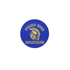 Forks High Spartans - Twilight Mini Button