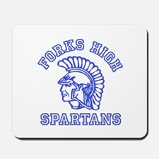 Forks High Spartans - Twilight Mousepad