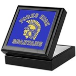 Forks High Spartans - Twilight Keepsake Box