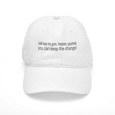 Keep The Change Baseball Cap