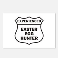 Experienced Postcards (Package of 8)