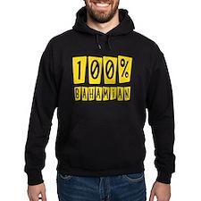 100% Bahamian Hoodie