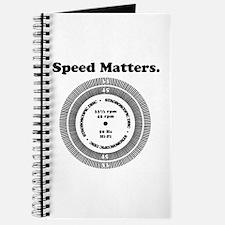 Speed Matters Journal