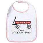 Future Stock Car Driver Bib