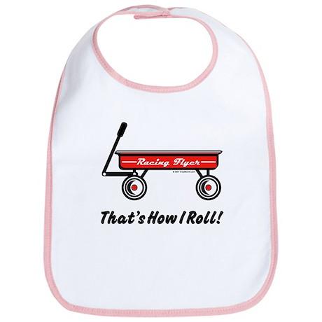 That's How I Roll (Boys) Wagon Bib