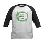 Future Soap Opera Star Kids Baseball Jersey