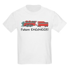 Future Train Engineer T-Shirt