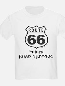 Route 66 Future Road Tripper T-Shirt