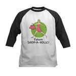 Future Shop-A-Holic Kids Baseball Jersey