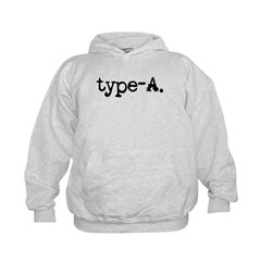 Type-A Personality Hoodie