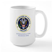 US Embassy - Baghdad Mug