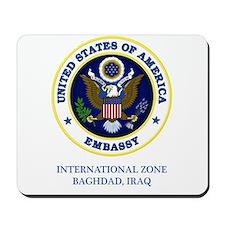 US Embassy - Baghdad Mousepad