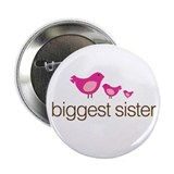 Biggest big sister Buttons
