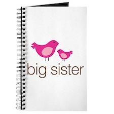 matching big sister t-shirt birdie Journal
