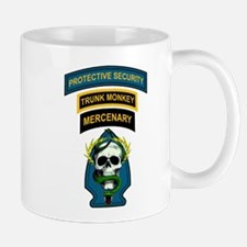 Private Security Contractor Mug