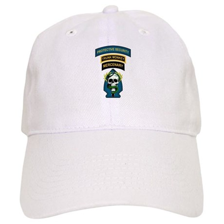 Private Security Contractor Cap