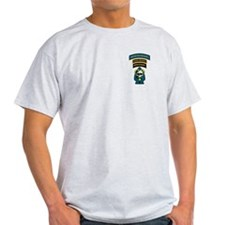 Private Security Contractor Two Side T-Shirt