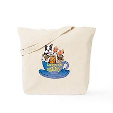 Teacup Agility Tote Bag