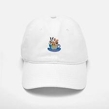 Teacup Agility Baseball Baseball Cap