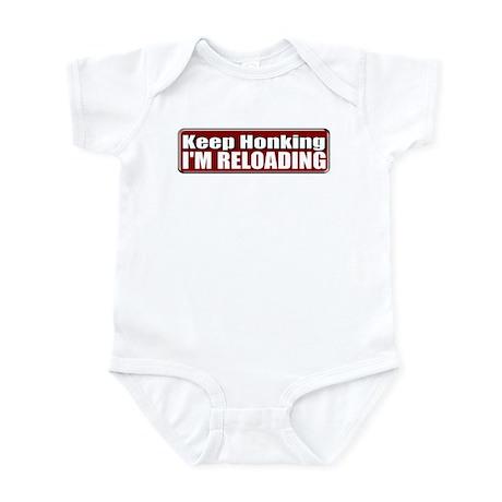 Keep Honking Infant Bodysuit
