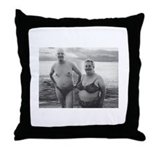Peter Bruce Photo Throw Pillow