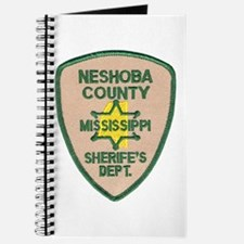 Neshoba Sheriff Journal