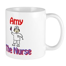 Amy - The Nurse Mug