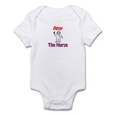 Amy - The Nurse Infant Bodysuit