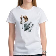 Bearded Collies, Beardie dogs Tee