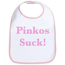 Pinko's Suck Bib