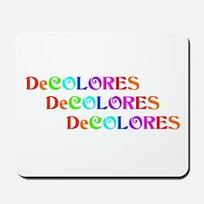 DeCOLORES - DeCOLORES - Mousepad