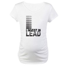 I Invest In Lead Shirt