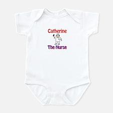 Catherine - The Nurse Infant Bodysuit