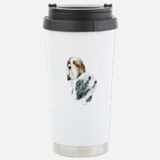 Bearded Collies, Beardie dogs Travel Mug