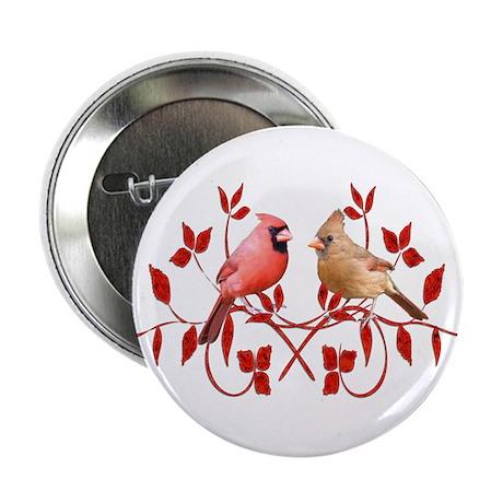 "Love Birds 2.25"" Button (100 pack)"