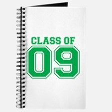 Class Of 09 (Green Varsity) Journal