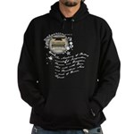 The Alchemy of Writing Hoodie (dark)
