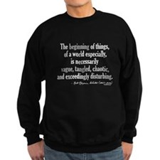Kate Chopin Creation Quote Sweatshirt