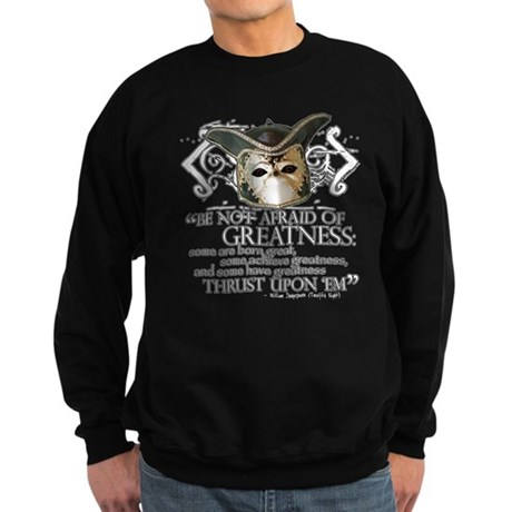 Twelfth Night 2 Sweatshirt (dark)