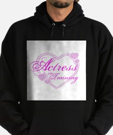 Actress-In-Training Design I Hoodie (dark)