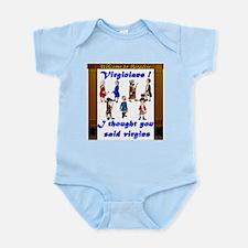 Seven Virginians Infant Creeper