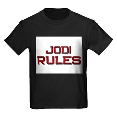 jodi rules T