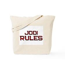 jodi rules Tote Bag