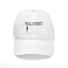 Hanging Wall Street Baseball Cap