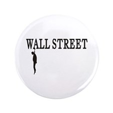 "Hanging Wall Street 3.5"" Button"