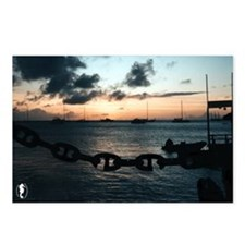 "Bequia ""Apre Dive"" Postcards (Package of 8)"