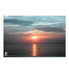 """Cozumel """"Adios Sol"""" Postcards (Package of 8)"""