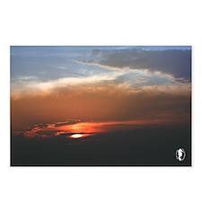 "Cozumel ""Eye of God"" Postcards (Package of 8)"