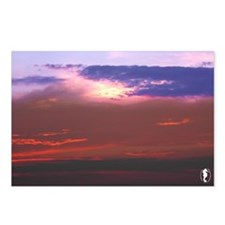 """Cozumel """"Tequila Sunset"""" Postcards (Package of 8)"""