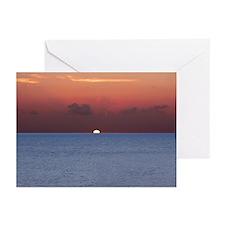 """Cozumel """"Sailor's Delight"""" Card (Pk of 10)"""